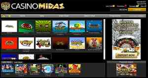 Casino Midas on-line